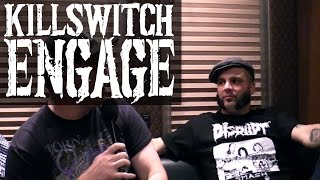 Killswitch Engage New Album Incarnate (Full Interview) | MetalSucks