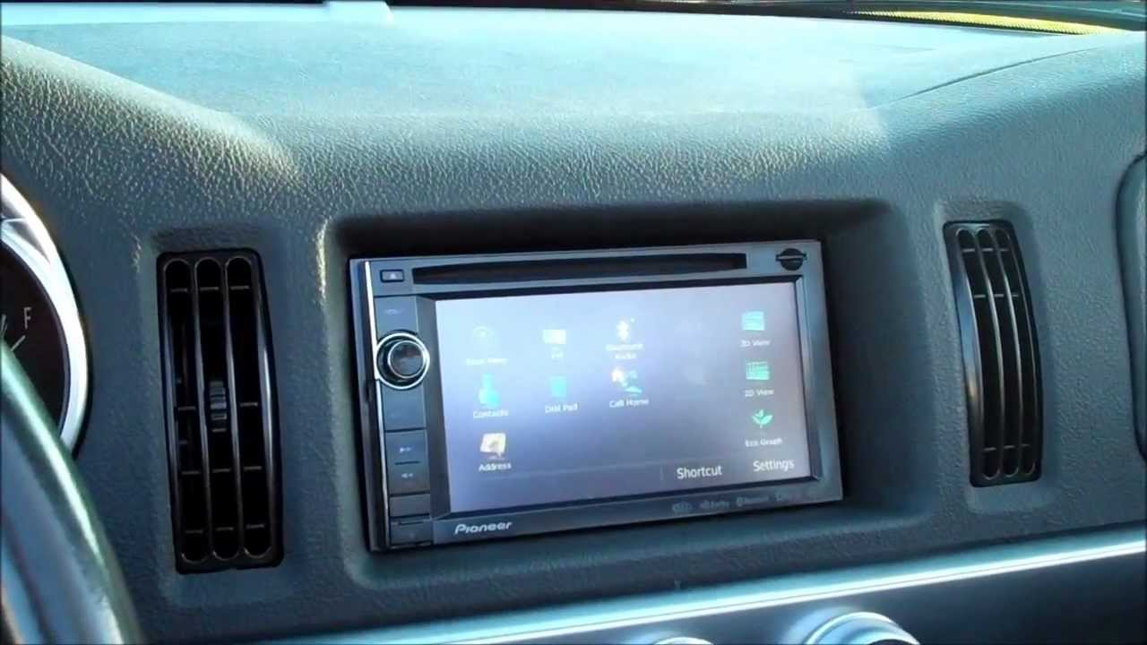 Pioneer 930bt Install In Chevy Ssr