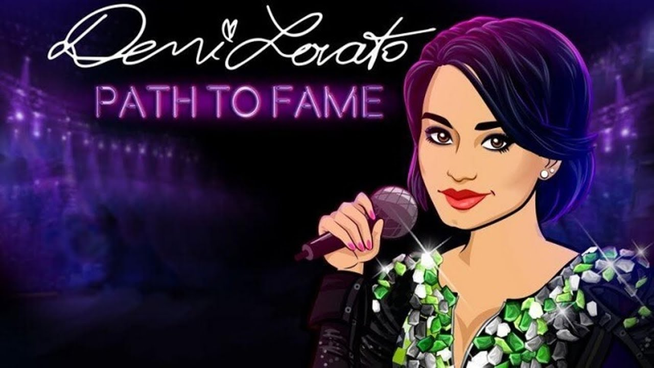Demi Lovato Path To Fame Gameplay Episode 1 Youtube