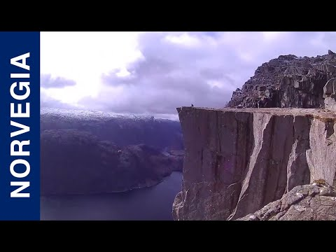 Thirty hour in Stavanger - Trip to Preikestolen