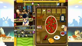 Fast Food Panic Wii Trailer