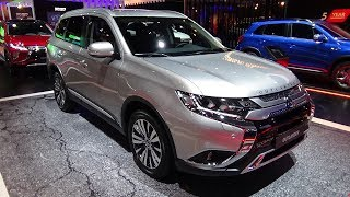 2019 Mitsubishi Outlander 2.0 Diamond Edition CVT - Exterior and Interior - Auto Show Brussels 2019