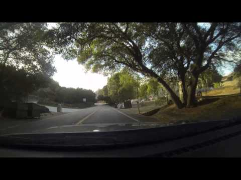 Mazdaspeed3 Mulholland Hwy Rally