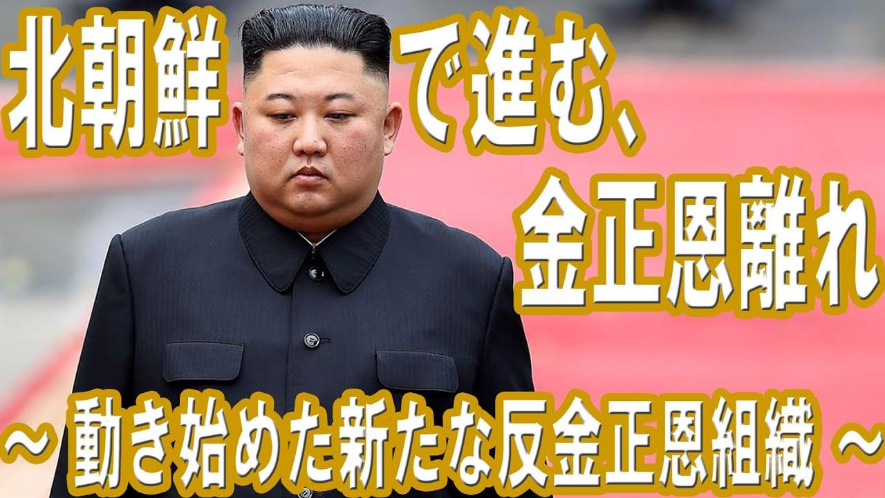 北朝鮮で進む金正恩離れ ~ 動き始めた新たな反金正恩組織 ~
