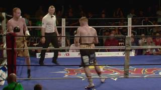 JAKE KELLY vs WILLIAM  WARBURTON - BBTV - Black Flash Promotions - 29-7-17