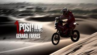 Highlights - Stage 2 - Merzouga 2016