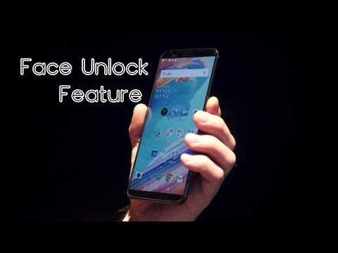 Download Youtube: OnePlus 5T Face Unlock Feature