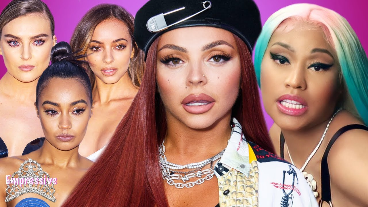 Who Is Jesy Nelson Without Little Mix?