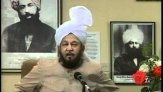 Question and Answer Session (27 May 1989 Part 1) with Hadhrat Mirza Tahir Ahmad, Islam Ahmadiyya