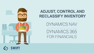 Adjust, Count and Reclassify Inventory in Dynamics NAV
