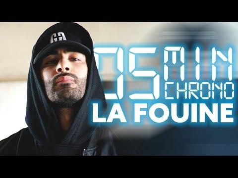 La Fouine, sa carrière musicale résumée en 5 minutes chrono