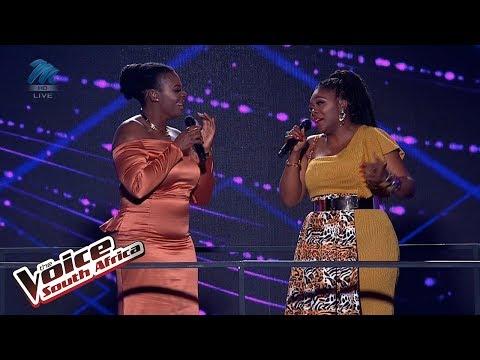 Siki Jo-An with Judith Sephuma – I'm Every Woman | Live Shows | The Voice SA | M-Net