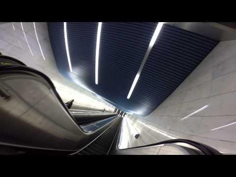 Moscow - Metro - Subway/Bomb Shelter