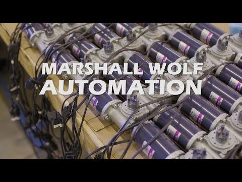 American Rotary Dealer of the Year -  Marshall Wolf Automation