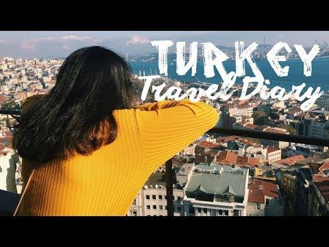 Turkey Travel Diary (ISTANBUL) TRAVEL MONTAGE