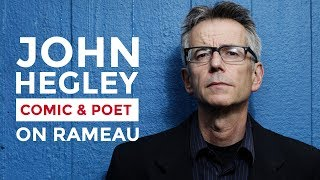 John Hegley on Rameau at the Royal College of Music