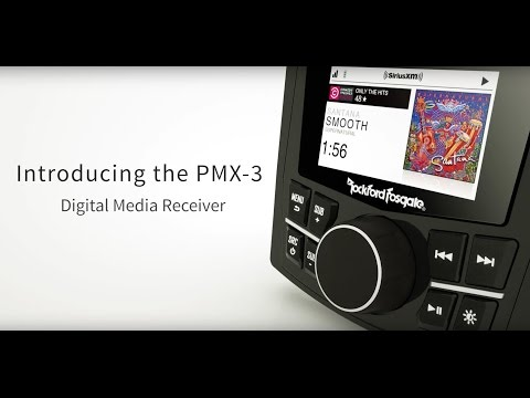 PMX-3 Release Video