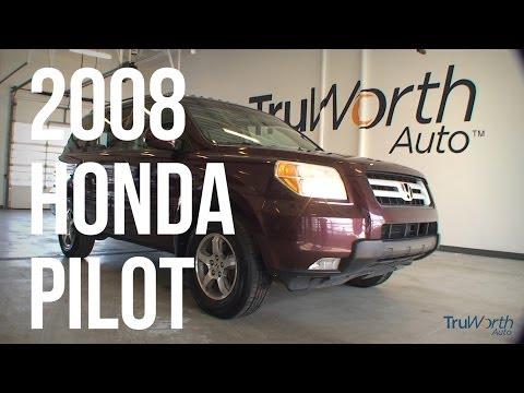 2008 Honda Pilot - TruWorth Auto