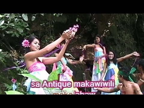 Nagakitaay bukid kag baybay Karaoke vocal left and instrumental right channel by Noel Alamis.