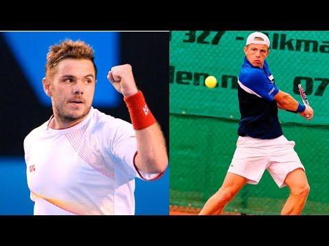 Stan Wawrinka vs Tallon Griekspoor Rotterdam R2 2018  HD HIGHLIGHTS