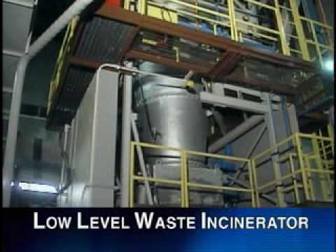 Nuclear Waste Management Practices