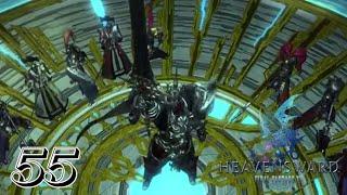 """Final Fantasy XIV Heavensward #55 - Singularitäts-Reaktor """"Story Ende 3.0"""""""