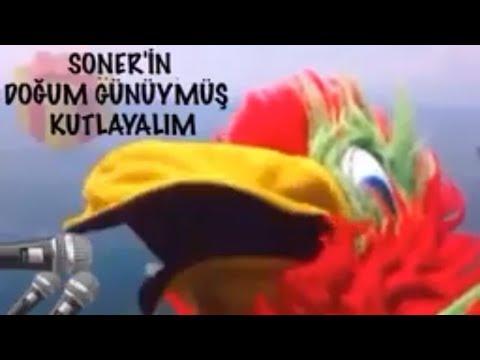 İyi ki Doğdun SONER :) 2.VERSİYON Komik Doğum günü Mesajı, DOĞUM GÜNÜ VİDEOSU Made in Turkey :) 🎂