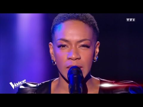 Emmanuelle refait Crazy | The voice France 22/02/2020