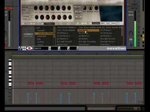 02. The 3 Basic Trance Bass Line Patterns