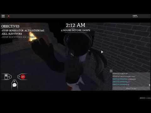 Roblox Before The Dawn Redux Project 0011 Nightfall Gameplay - Roblox Before To Dawn Redux Project 0011 Nightfall Youtube