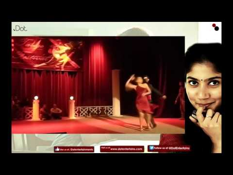 Premam Actress Sai Pallavi Malar Hot Dance ¦ Rare ¦ Unseen ¦ HD