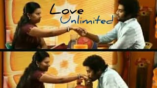 Love unlimited #office #Vijaytv #karthi #Raji #status #serial