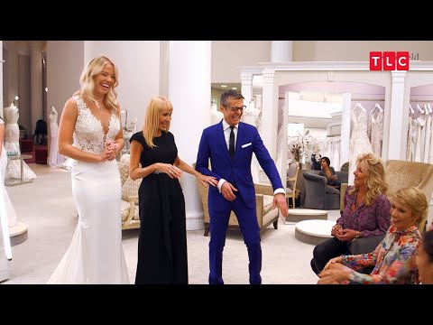 Barbara Corcoran Is Not Having This Wedding Dress | Say Yes to the Dress