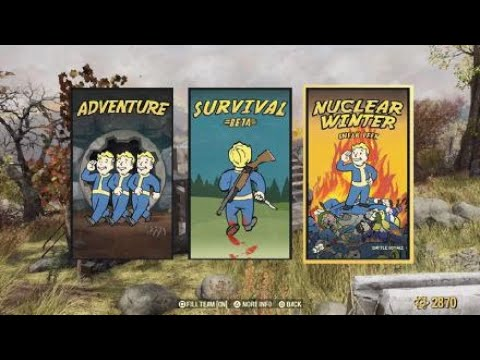 Fallout 76 All 100 Nuclear Winter Rewards List | Fallout 76 Wiki