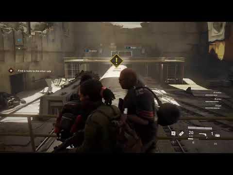 WWZ the game: walkthrough gameplay part 1