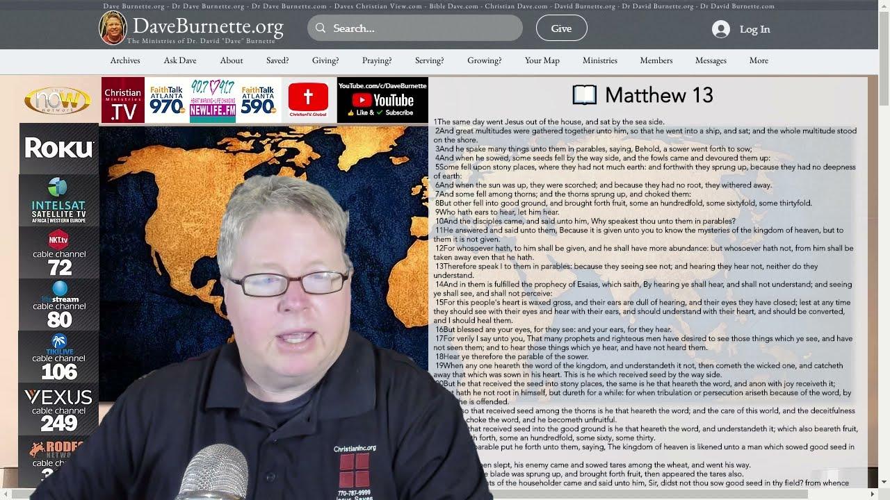 Matthew 13 ✒️ A Good Heart