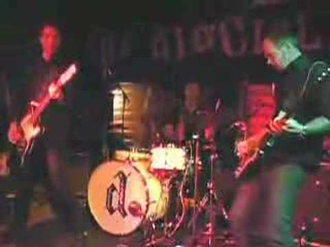 The Disciplines - Yours For The Taking (Live Stavern 02-May-2008)