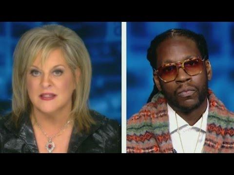 2 Chainz to Nancy Grace: States should legalize pot