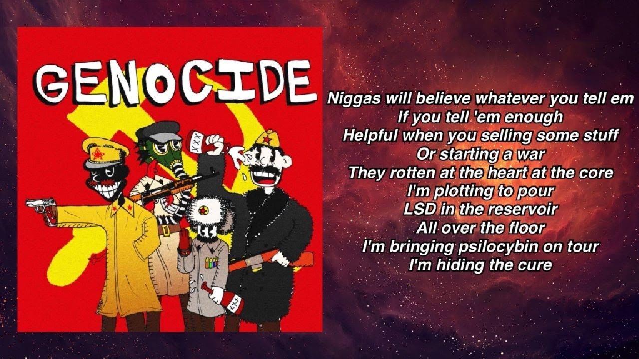 Download Lil Darkie - Genocide (lyrics)