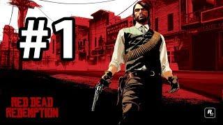 Red Dead Redemption (01) Kołacz w drzwi a zastrzelą