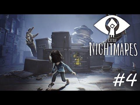LITTLE NIGHTMARES ! PART#4 | HORROR GAME HINDI GAMEPLAY !!!