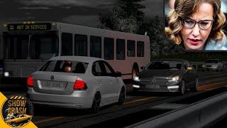 BeamNG Drive - Авария Собчак Полная Реконструкция ДТП с Собчак
