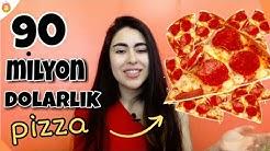 HEDİYE PİZZA!!! Dünyanın En Pahalı Pizzası = 10000 Bitcoin 🍕💰 Bitcoin Pizza Günü! 💥