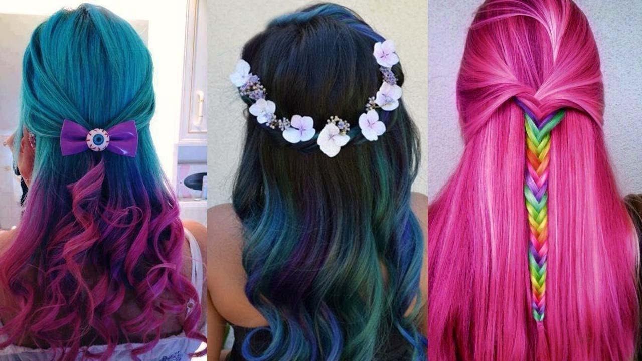 amazing hair color transformation