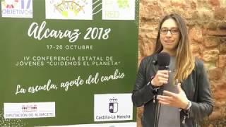 IV CONFINT Estatal Alcaraz. Del 17 al 20 de Octubre. Impresiones de los participantes