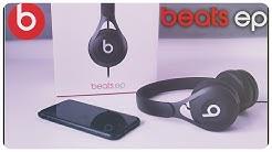 Beats EP Kopfhörer - mit dem iPhone 8 / Vorstellung und Klangtest  / [ Deutsch ]