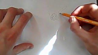 Видео: как нарисовать ангела?(обучающее видео по рисованию ангела простым карандашом поэтапно для начинающих., 2015-12-27T19:30:06.000Z)