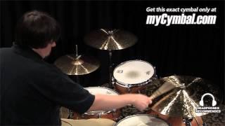 Paiste Signature Dark Energy Cymbal Set (PSigDESet1-1121913G)