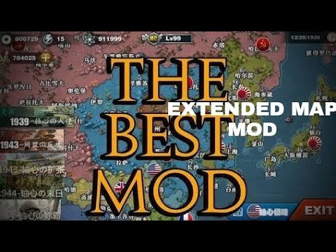 How To Download: World Conqueror 3:Extended Map Mod