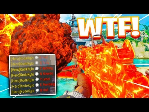 FIREBALL! 💥 S6 STINGRAY Best Class Setup + IMPACT BLAST OPERATOR MOD on Black Ops 4 (BO4 DLC Gun)